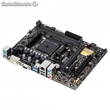 Asus - A68HM-k amd A68 Socket FM2+ Micro atx placa base