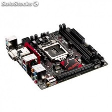 Asus - B150I pro gaming/aura Intel B150 lga 1151 (Socket H4) Mini itx placa base