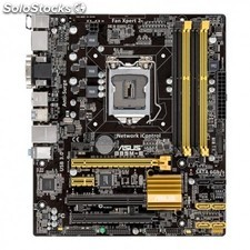 Asus - B85M-e Intel B85 lga 1150 (Socket H3) Micro atx placa base