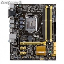 Asus - B85M-g Intel B85 lga 1150 (Socket H3) Micro atx placa base