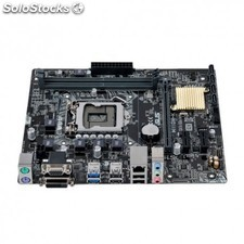 Asus - H110M-k Intel H110 lga 1151 (Socket H4) Micro atx placa base