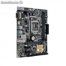Asus - H110M-Plus Intel H110 lga 1151 (Socket H4) Micro atx placa base