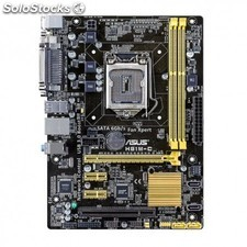 Asus - H81M-c Intel H81 lga 1150 (Socket H3) Micro atx placa base