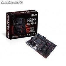 Asus - prime X370-a amd X370 Socket AM4 atx placa base