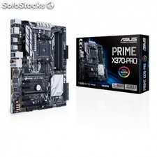 Asus - prime X370-pro amd X370 Socket AM4 atx placa base