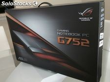 "Asus Rog G752VS-XS74K 17,3 ""Intel Core i7 7 Gen 7820HK (2,90 GHz)"