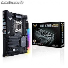 Asus - tuf X299 mark 2 Intel X299 lga 2066 atx placa base