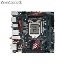 Asus - Z170I Pro Gaming Intel Z170 lga 1151 (Socket H4) Mini itx placa base
