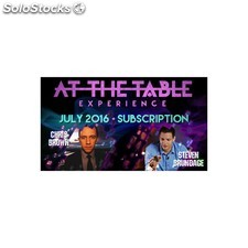 At the table july 2016 subscription video download (descarga)