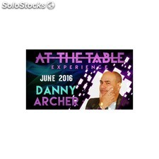 At the table live lecture danny archer june 15th 2016 video download (descarga)