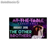 At the table live lecture darryl davis and daryl williams august 3rd, 2016 video