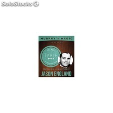 At the table live lecture - jason england 4/2/2014 - video download (descarga)
