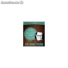 At the table live lecture - jon armstrong 6/4/2014 - video download (descarga)