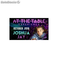 At the table live lecture joshua jay october 19th 2016 video download (descarga)