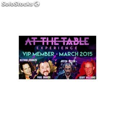 At the table vip member march 2015 video download (descarga)