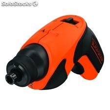 Atornillador Black & Decker sin cable 3,6 V. Cs3651lc