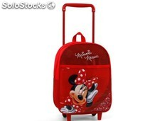 Atosa - Mochila Trolley Minnie Disney (24x34x11)