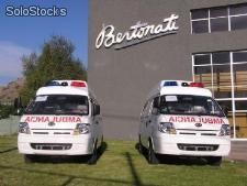 ATS Ambulancia de Traslado Simple Kia 4x2