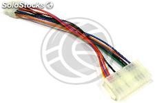 ATX power cable 15cm (20-pin-to 10-pin M-H) (ML78)