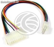 ATX power cable 30cm (20-pin-to 10-pin M-H) (ML79)