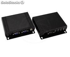 Audio vga Extender ir usb RS232 cable and utp Cat.6 Cat.5e (TO41-0002)
