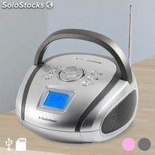 AudioSonic sd usb MP3 Radio