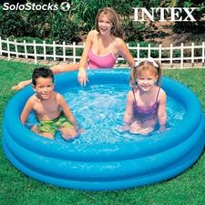Aufblasbarer Pool für Kinder Intex ( 147 cm)