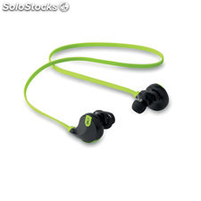Auricolari bluetooth MO9129-48, lime