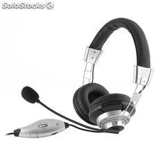 Auricular con micro ngs vox 400 usb