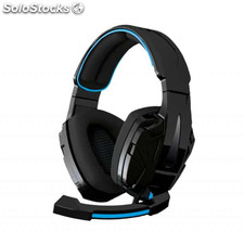 Auricular con Micrófono Gaming B-Move BG Xonar BM-AUD05 Windows XP / Vista / 7 /