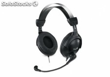 Auricular genius hs-505X full-sizee earcups headset