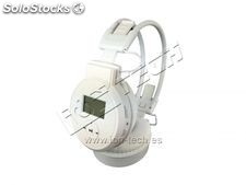 Auricular mp3 con lector sd mj168