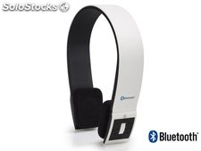 Auricular multimedia bluetooth audiosonic blanco hp-1640