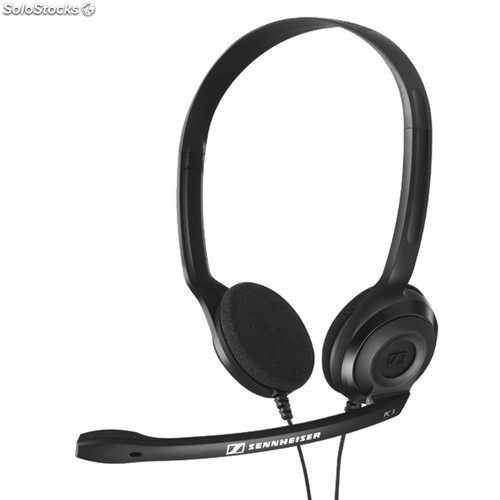 e0ee7035338 Auricular Multimedia Stereo PC3 chat sennheiser