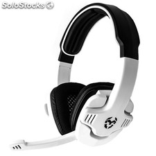 Auricular NOX Gaming Krush Zero Blanco