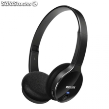 Auricular PHILIPS SHB-4000/00 BLUETOOTH NEGRO