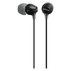 Auricular sony mdr-EX15LP Negro Silicona