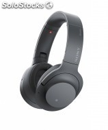 Auricular sony WHH900NB negro es bluetooth nfc noise cancelling audio d