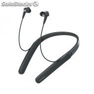 Auricular sony WI1000XB negro es bluetooth nfc noise cancelling audio d