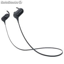 Auriculares Bluetooth Deportivos Sony MDRXB50BSB.CE7 Negro