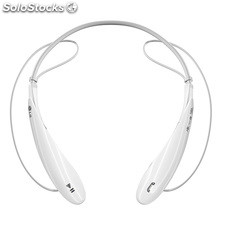 Auriculares Bluetooth LG HBS-800 Tone Ultra Blanco