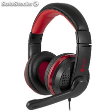 Auriculares c/micro ngs VOX700 usb