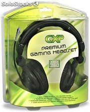 Auriculares c/micróf.GXP7111 premium Gaming Headset Xbox 360 y TV Cable 4 M.USB