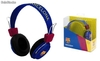 Auriculares Cascos fc Barcelona producto oficial