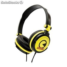 Auriculares cascos Pacman