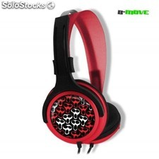 Auriculares con Micrófono B-Movie Eighty S. Scary
