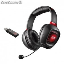 Auriculares con microfono gaming creative sound blaster TACTIC3D rage wireless