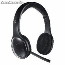 Auriculares con microfono logitech headset h800 bluetooth