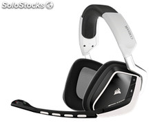 Auriculares Corsair void Wireless blanco