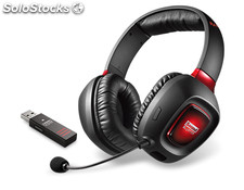 Auriculares Creative sb tactic 33D rage wireless